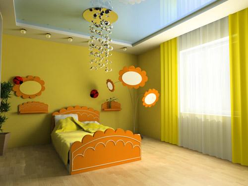 גופי תאורה לחדר ילדים