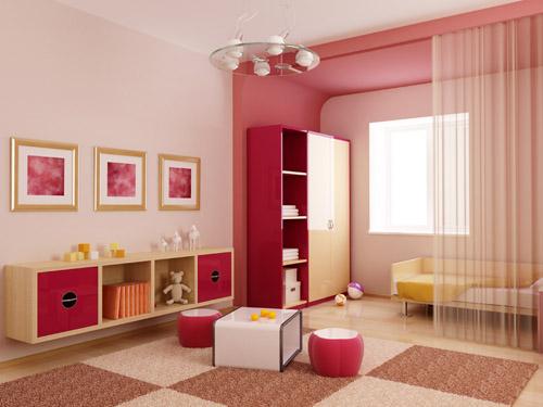 וילונות מעוצבים בחדר ילדים